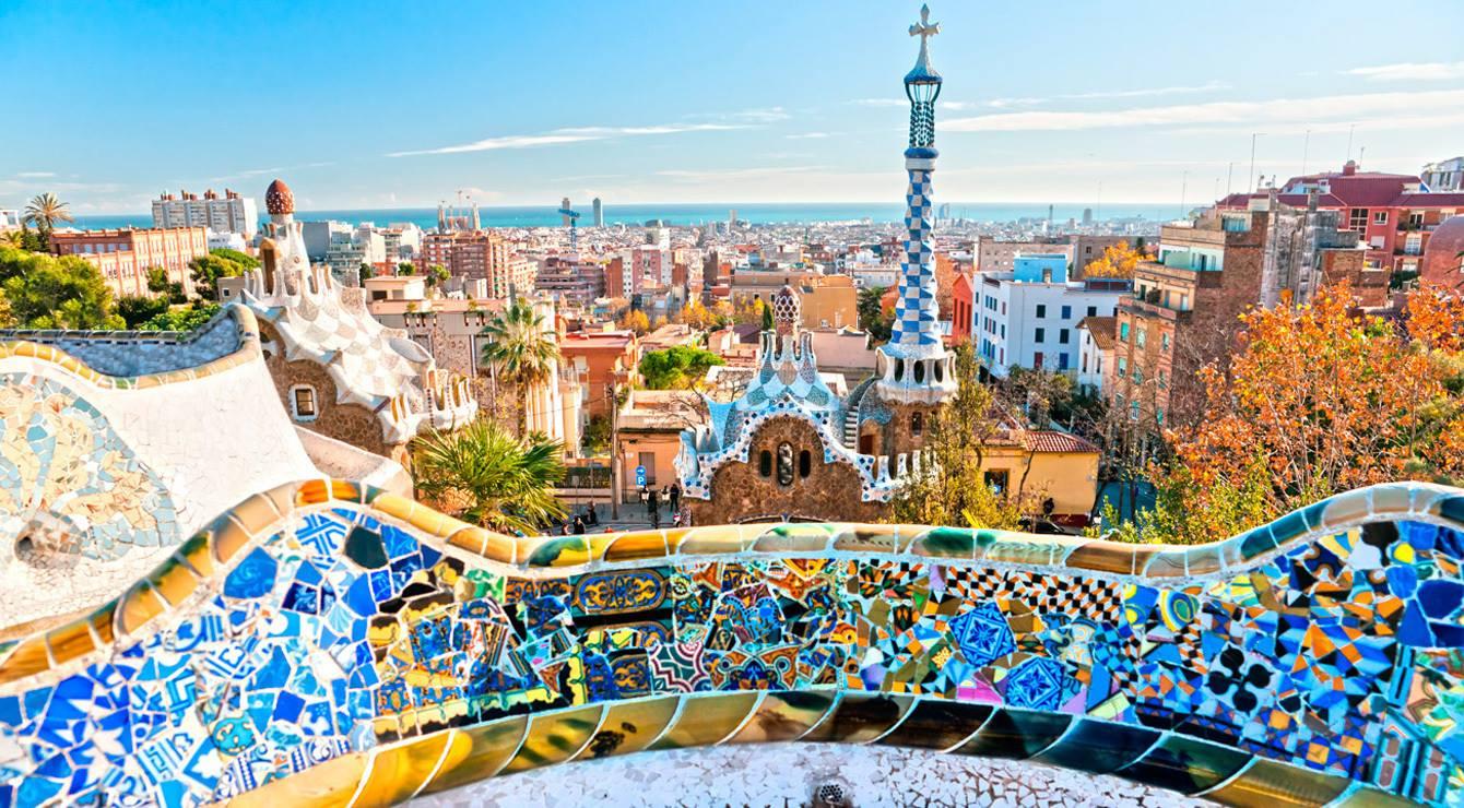 Barcelona od Ado ZaMontserrat