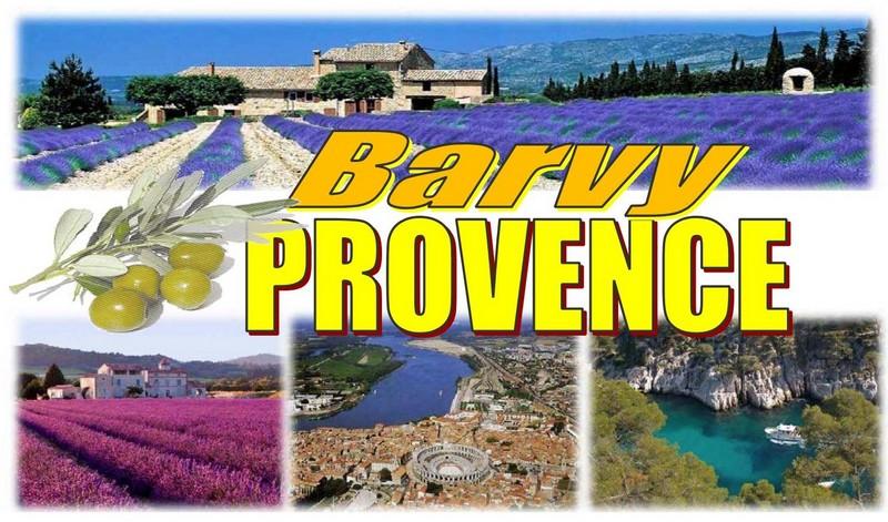 Barvy Provence