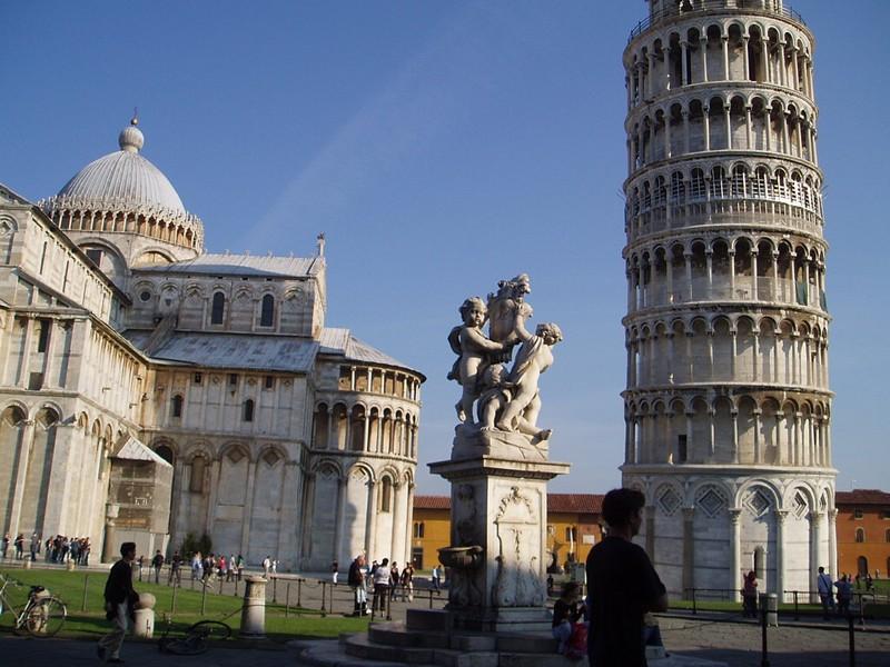 Florencie akouzelné Toskánsko