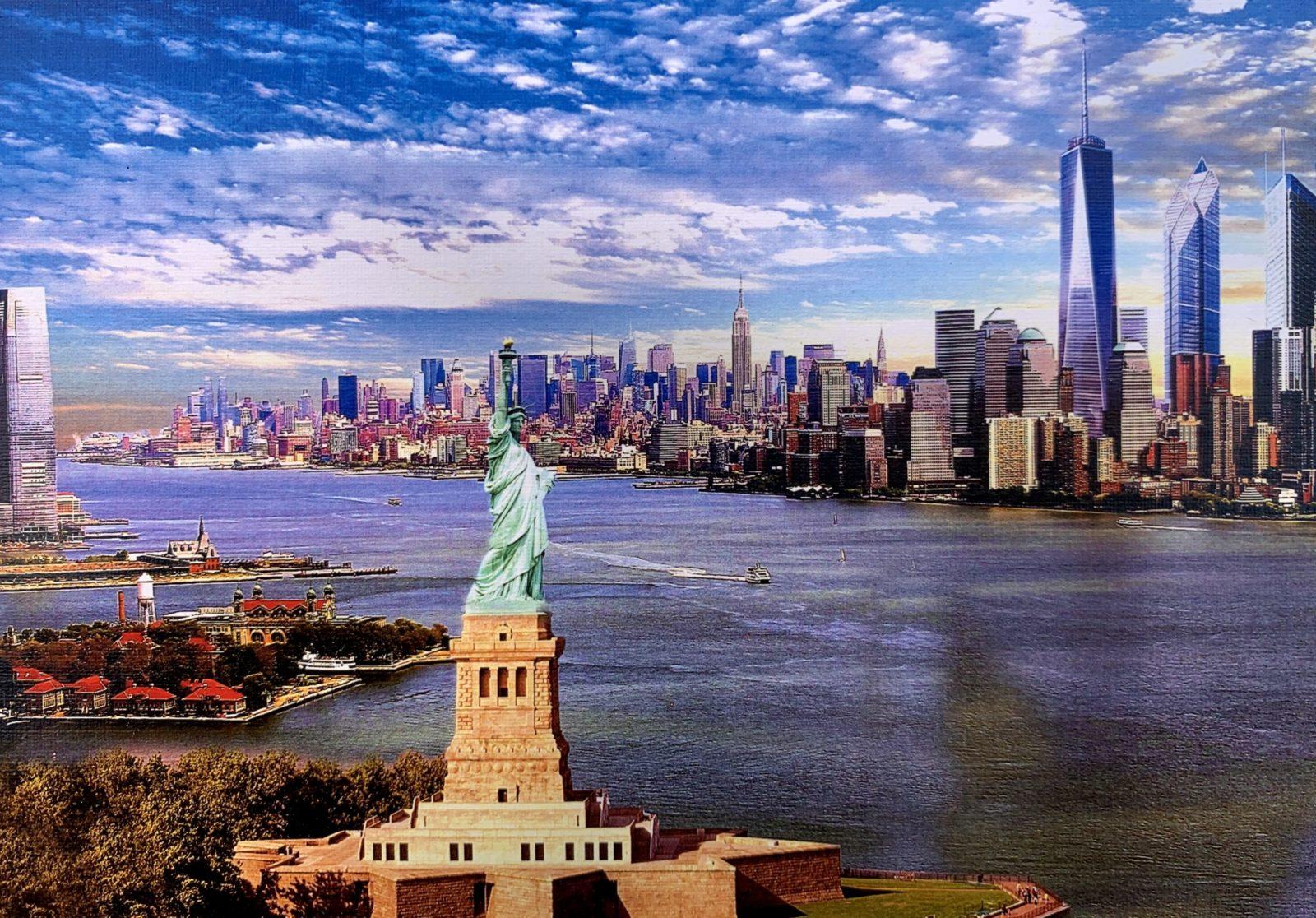 New York od Ado Z