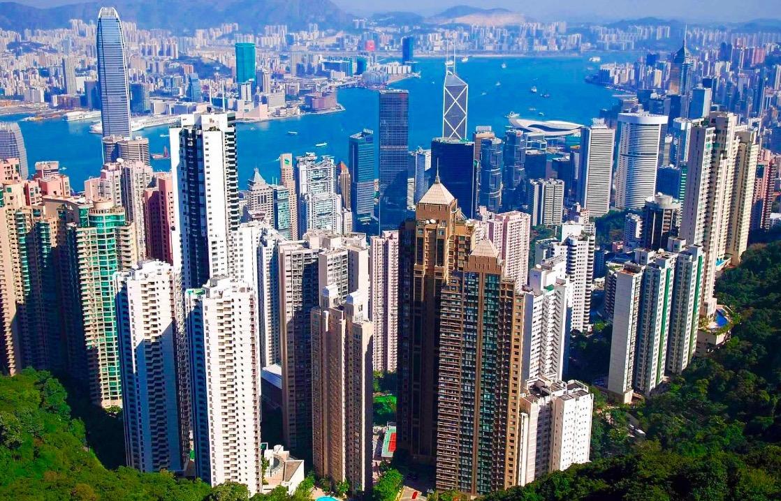 Hong Kong, Macao aShenzhen