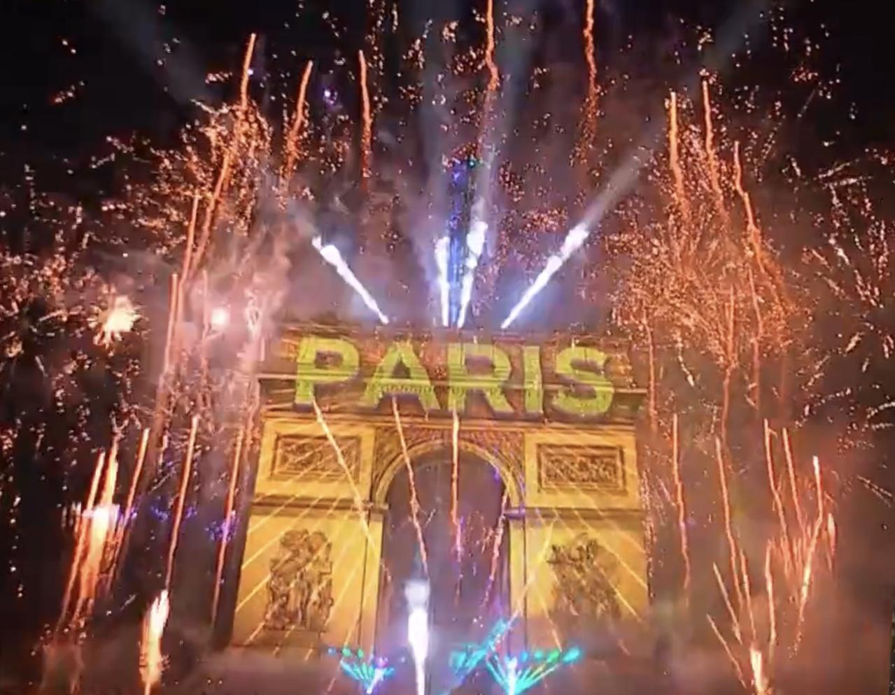 Silvestr – Paříž aVersailles