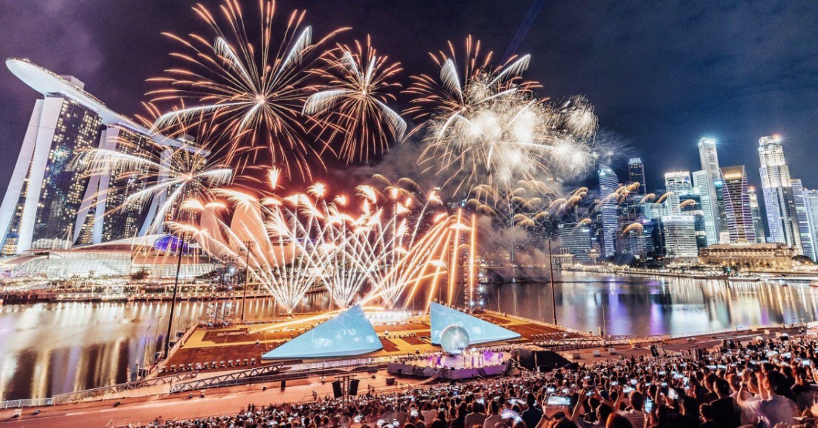 SINGAPUR – Vánoce aSilvestr vtropech