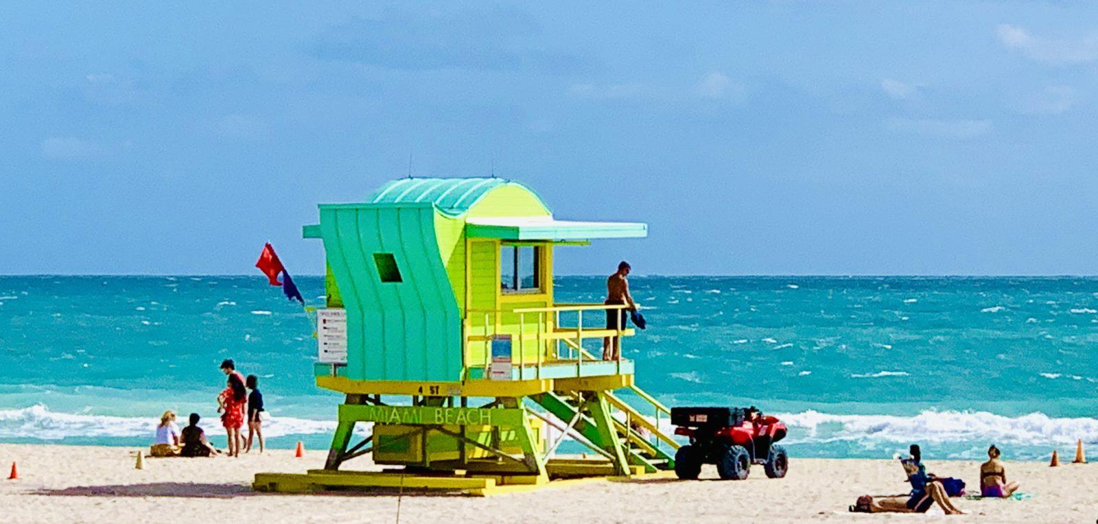 Miami Beach – utečte zimě do tropického ráje