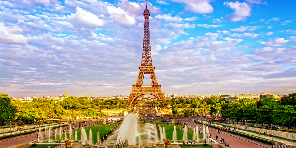 Paříž aVersailles od Ado Z