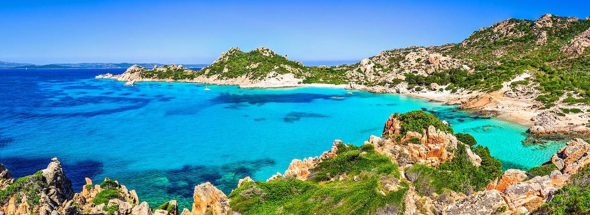 Sardinie – letecky – poznávací zájezd spobytem umoře